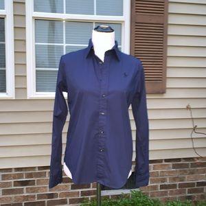 Ralph Lauren Button Front Shirt Size 10